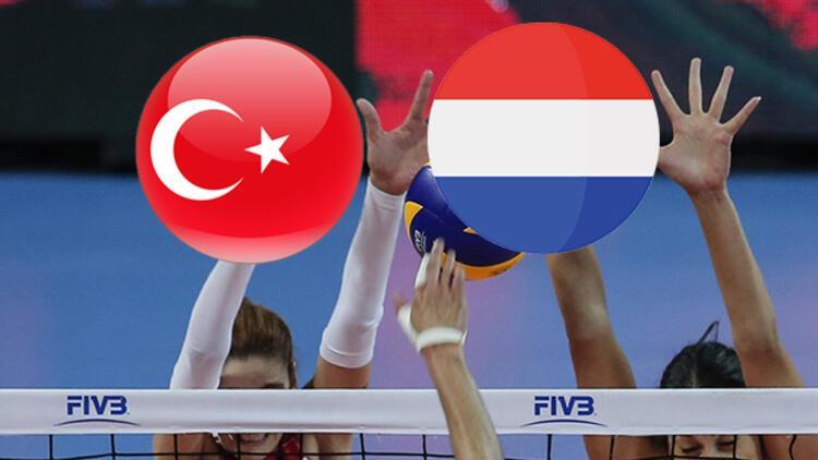 Türkiye Hollanda voleybol maçı ne zaman, saat kaçta ve hangi kanalda? İşte Türkiye Hollanda voleybol maçı hakkında detaylar