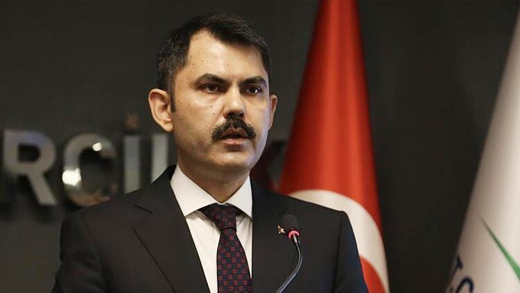 Bakan Kurum temizlenen müsilaj miktarını açıkladı