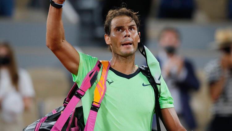 Son dakika: Rafael Nadal Wimbledon'dan ve Tokyo Olimpiyatları'na katılmayacak!