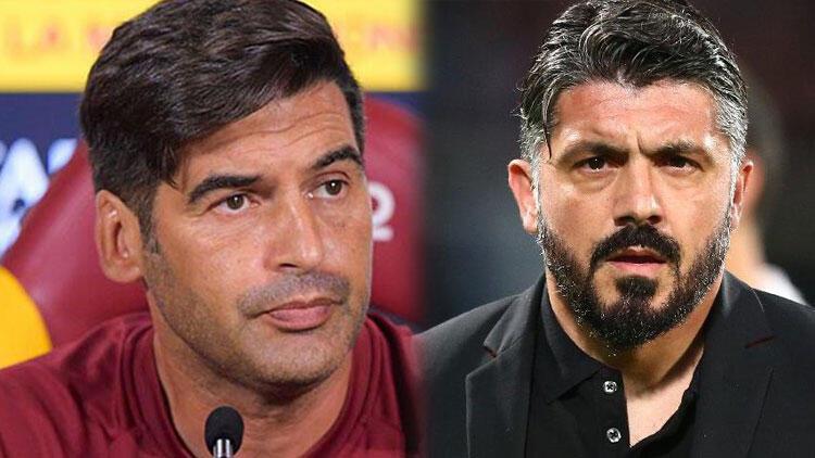Son dakika: Tottenham ile Paulo Fonseca görüşmelerinde kriz! İbre Gattuso'ya döndü...