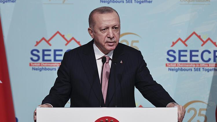 Cumhurbaşkanı Erdoğan'dan GDAÜ sonrası önemli açıklamalar