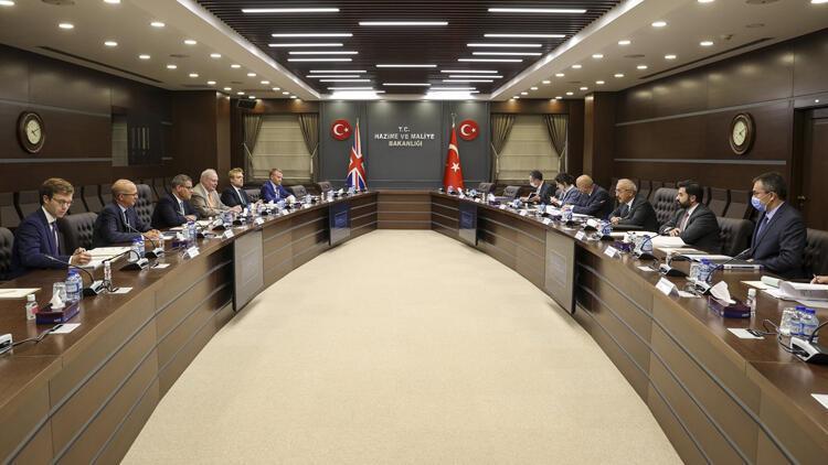 Bakan Elvan, BM İklim Değişikliği Çerçeve Sözleşmesi Taraflar Konferansı Başkanı Sharma ile görüştü