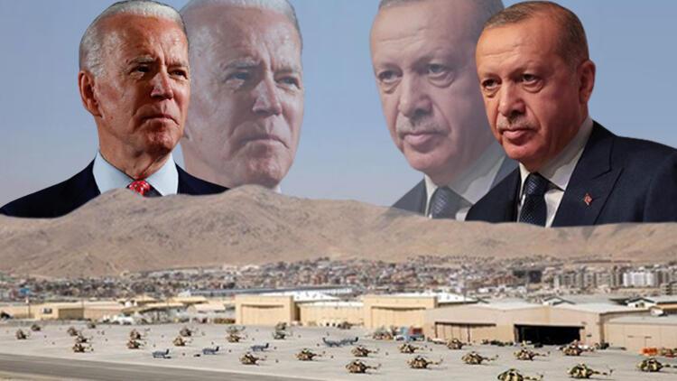Son dakika haberi Kritik görüşmenin ardından Beyaz Saray duyurdu! Kabil Havalimanı konusunda mutabakata varıldı