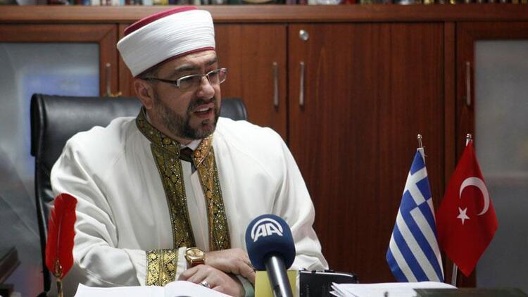 Dışişleri Bakanlığı, Yunanistan'ın İskeçe Müftüsü Ahmet Mete'ye verdiği hapis cezasını kınadı