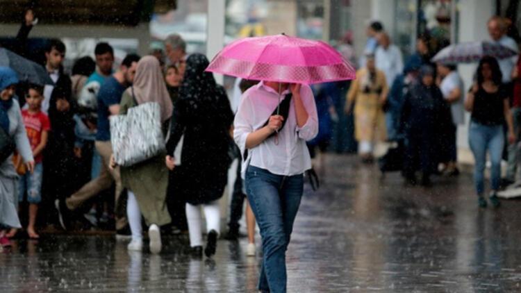 Havalar ne zaman ısınacak? İstanbul ve Trakya için sağanak uyarısı - Meteoroloji 18 Haziran il il hava durumu tahminleri