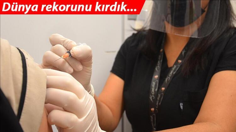 Sağlık Bakanlığı'ndan yeni genelge! Aşı odalarında görev yapan personele güzel haber