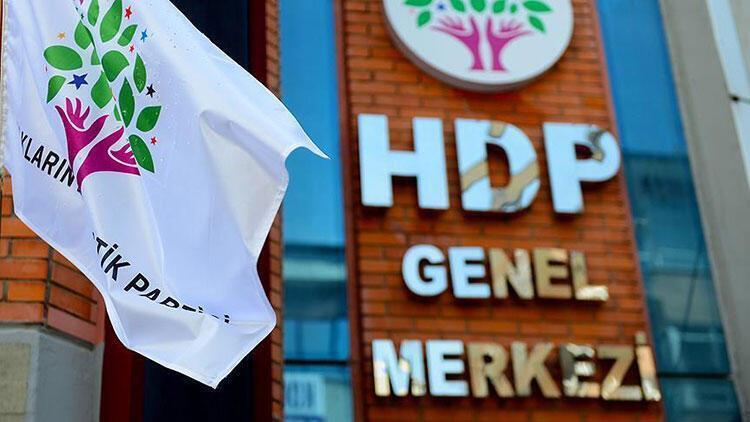 Son dakika...  Raportör incelemesini tamamladı! HDP iddianamesi için kabul istemi