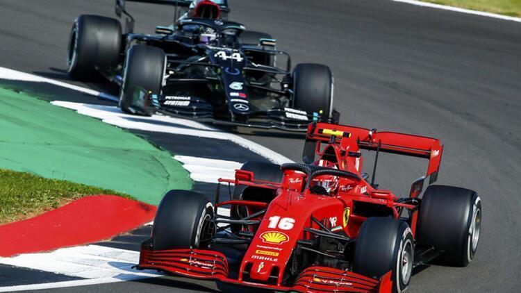 Formula 1'de heyecan Fransa GP ile devam ediyor! Yarış ne zaman?
