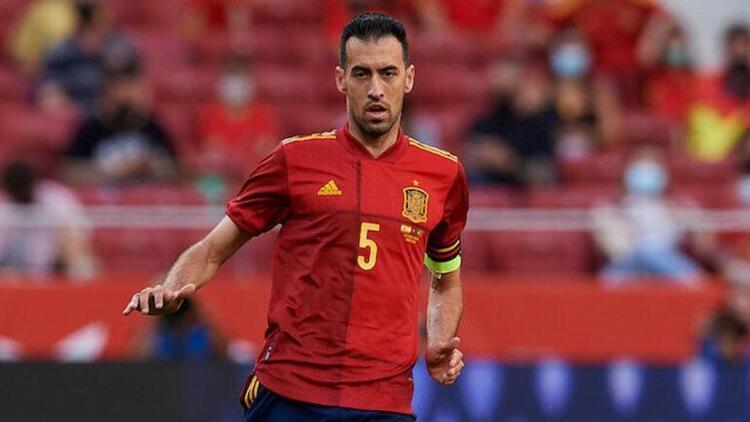 Sergio Busquets, İspanya kampına geri dönüyor! Kovid-19 testleri negatif...