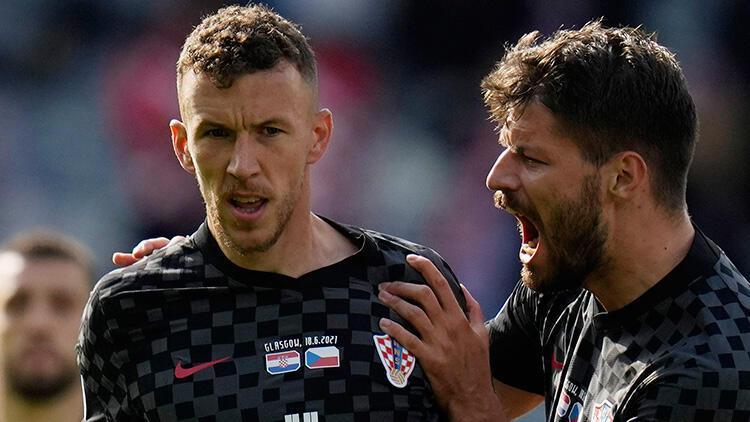 Hırvatistan 1-1 Çekya (EURO 2020 maçı özeti ve golleri)