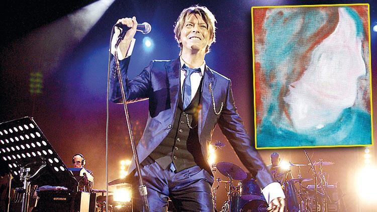 Bowie'nin tablosu çöpten çıktı