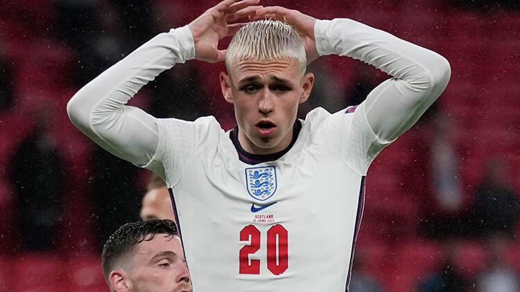 İngiltere 0-0 İskoçya (EURO 2020 maçı özeti)