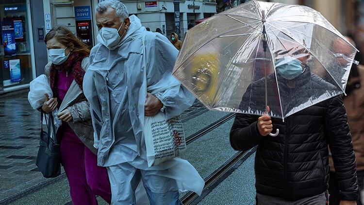 Son dakika haberi... AFAD ve Valilikten İstanbul için turuncu uyarı: Sağanak yağış kuvvetli olacak!