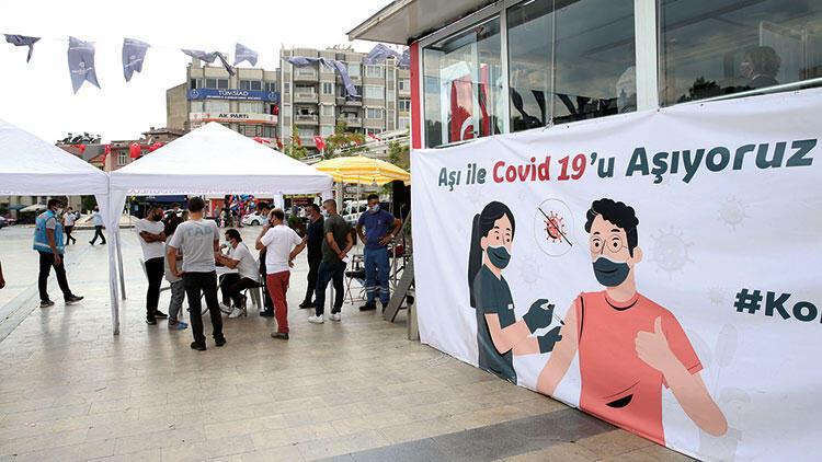 İstanbul'da 3 milyon aşısız kaldı