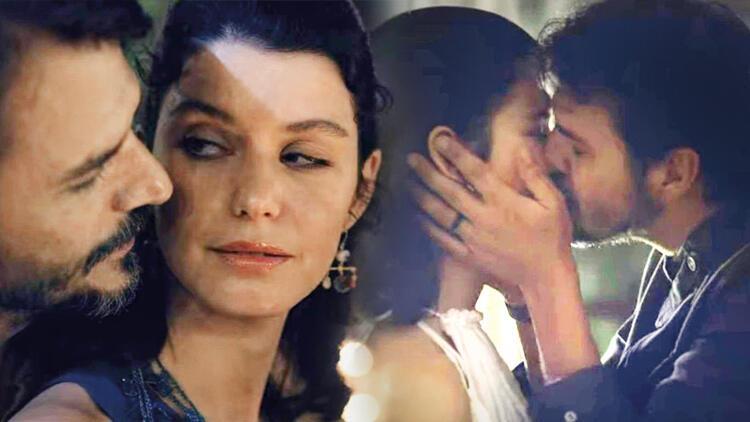 Atiye'ye damga vuran final öpücüğü