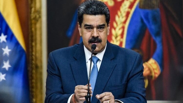 Maduro'dan 'ABD ile ilişkileri normalleştirme' çağrısı