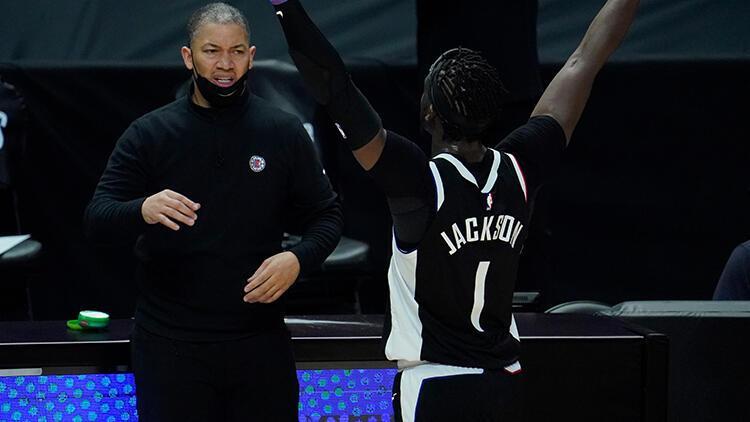 NBA'de Los Angeles Clippers tarih yazdı! İlk kez...