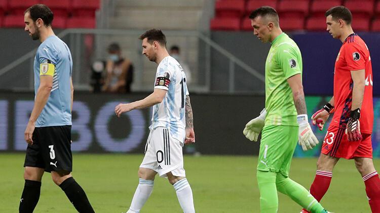 Arjantin 1 - 0 Uruguay (Copa America maç özeti)