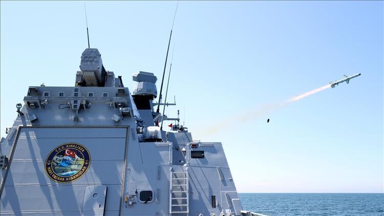 Atmaca füzesiyle Türk donanması çok daha güçlü