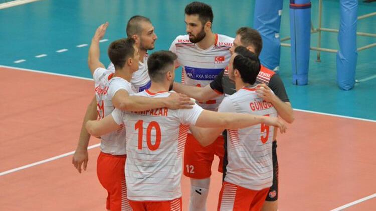 Son Dakika Haberi: Filenin Efeleri, Altın Lig'de finale yükseldi