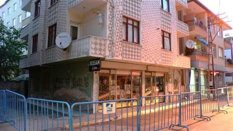 Depremden etkilenmişti! Pendik'teki bina boşaltıldı