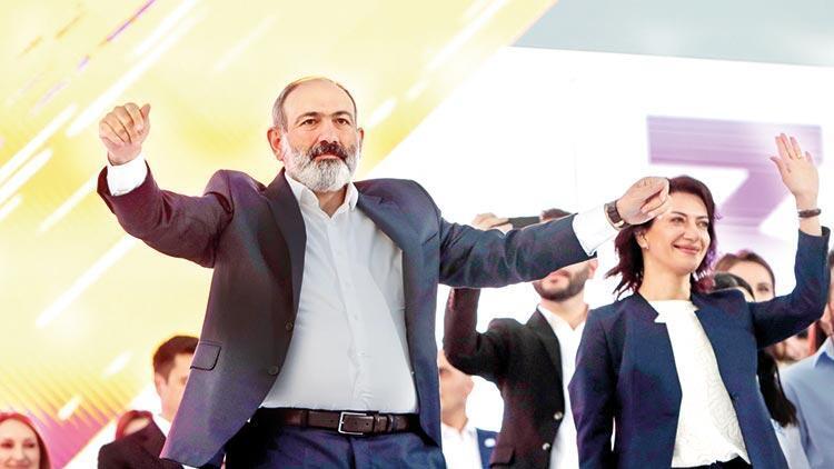 Ermenistan'da sandık başı