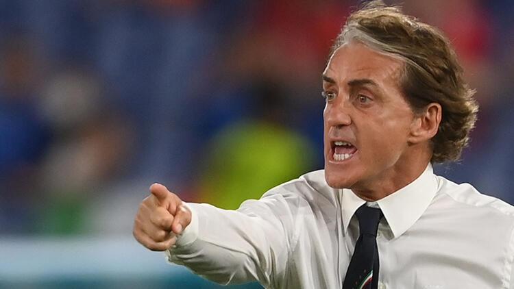 """Mancini, Galler karşısında kazanmak istiyor: """"Bizim için iyi oynamak ve kazanmak önemli olan"""""""
