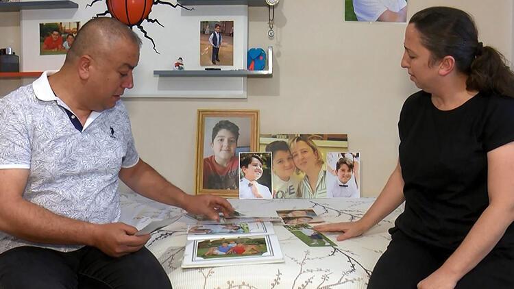 10 yaşındaki Onur Efe'nin parkta ölümüne ödül gibi ceza; 2 sanık 45 bin lira ödeyecek
