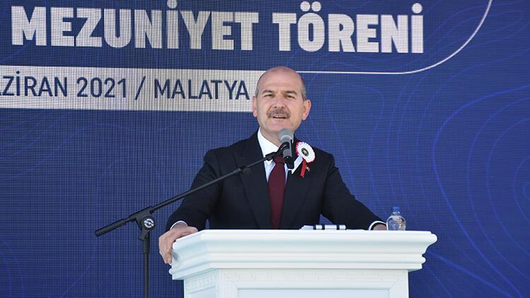 Bakan Soylu: Ne kadar terör yuvası varsa TSK ile birlikte üzerlerine çöküyoruz