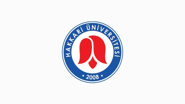 Hakkari Üniversitesi Rektörlüğü'nden öğretim üyesi alım ilanı