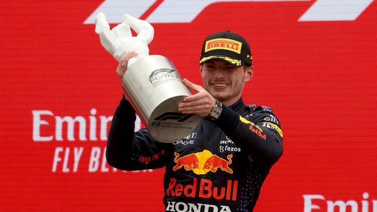 Formula 1 Fransa GP'sinde zafer Verstappen'in