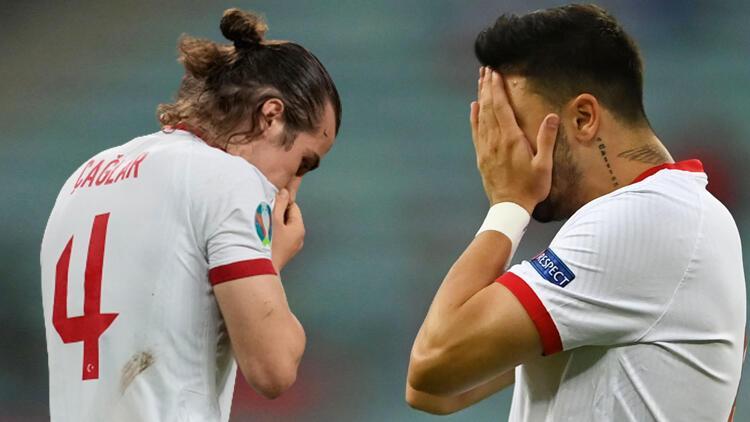 A Milli Futbol Takımı rekoru tersten kırdı! En kötü Avrupa Şampiyonası performansı