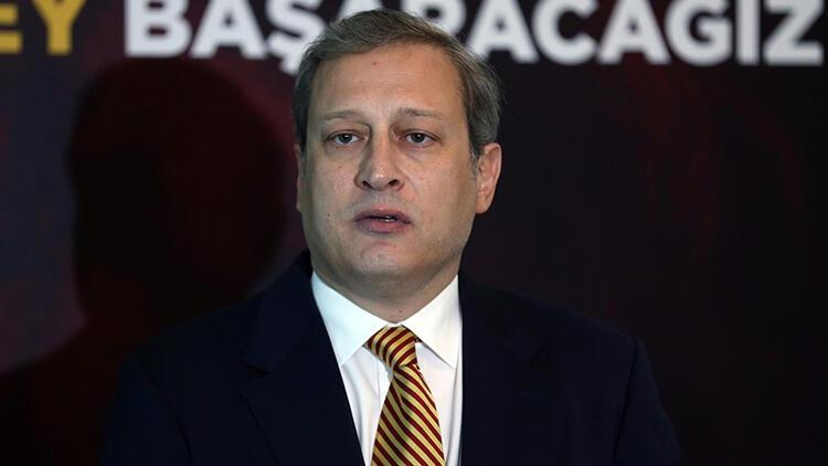 Galatasaray'ın son 50 yıldaki en genç başkanı Burak Elmas oldu