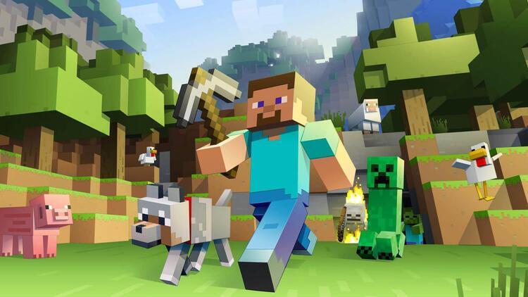 Minecraft oyununu taklit eden kötü amaçlı uygulamalara dikkat