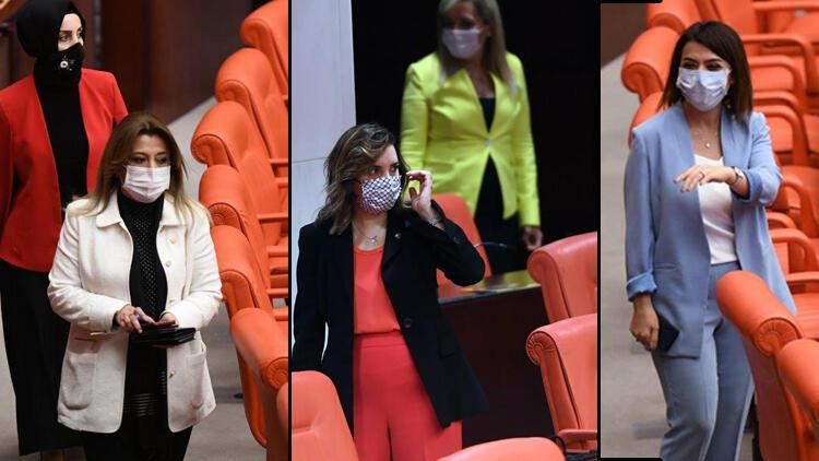 Meclis'in havası değişti