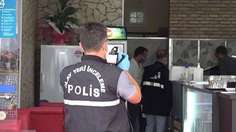 Samsun'da kebapçıda patlama
