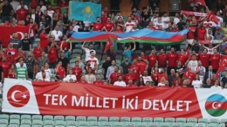 TFF'den Azerbaycan'a EURO 2020 teşekkürü