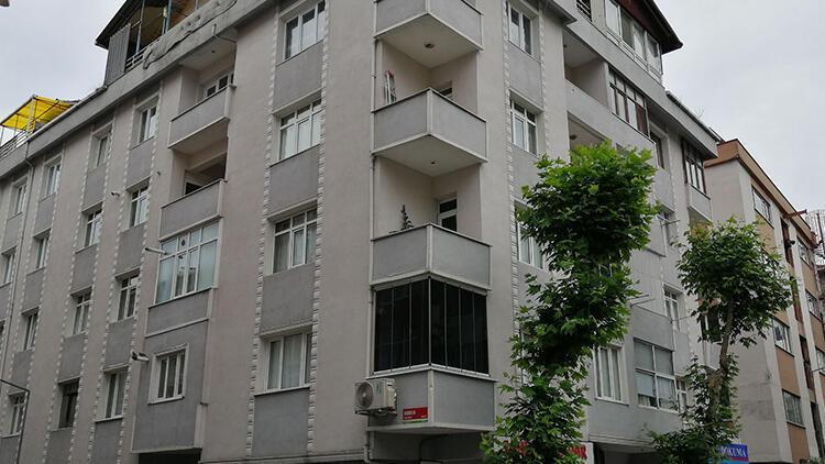 Güngören'de tahliye edilen binadan karot örneği alındı