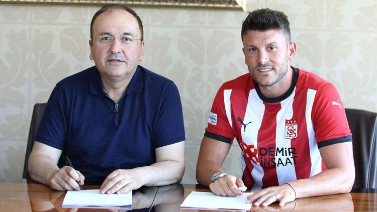Son dakika transfer haberi: Sivasspor Sefa Yılmaz'ı kadrosuna kattı