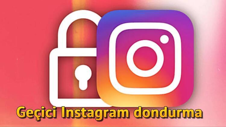 Geçiçi Instagram hesap kapatma nasıl yapılır? Kapatılan Instagram hesabını geri açma süresi