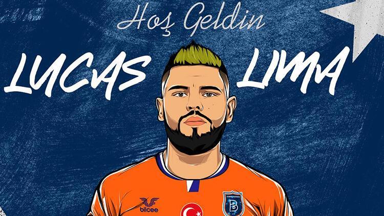 Son Dakika: Medipol Başakşehir transferi resmen açıkladı! Lucas Lima...