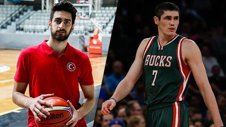 Ersan İlyasova ve Furkan Korkmaz, A Milli Basketbol Takımı'nın kampına Kanada'da katılacak
