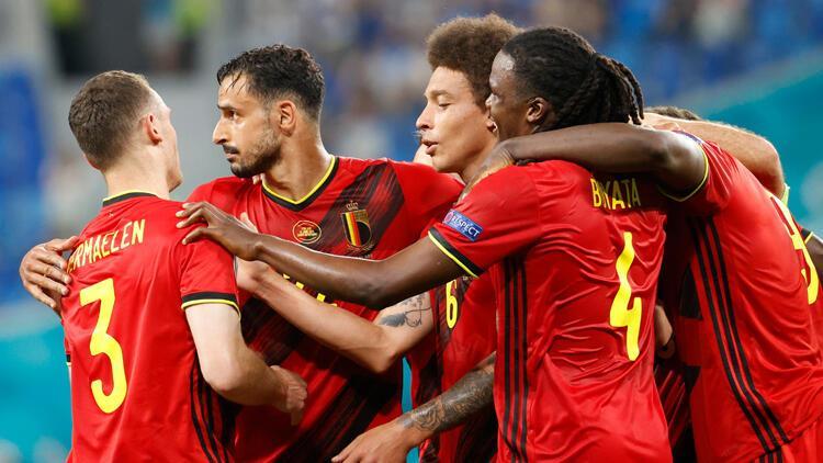 Son Dakika: Finlandiya 0-2 Belçika / Maç sonucu