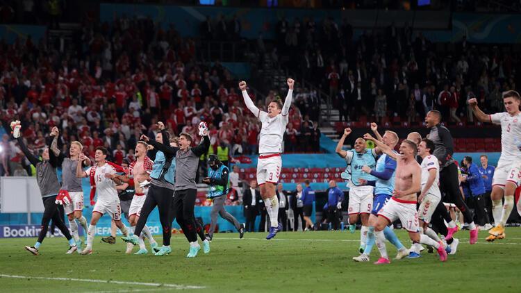 Danimarka, Avrupa Şampiyonası tarihinde bir ilki başardı!