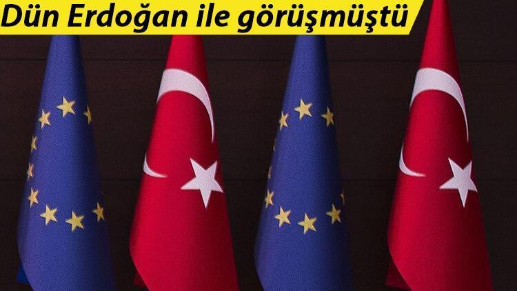 Son dakika: AB'den flaş Türkiye açıklaması