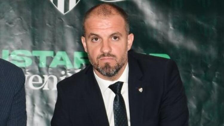 Bursaspor, Mustafa Er ile sözleşme imzaladı