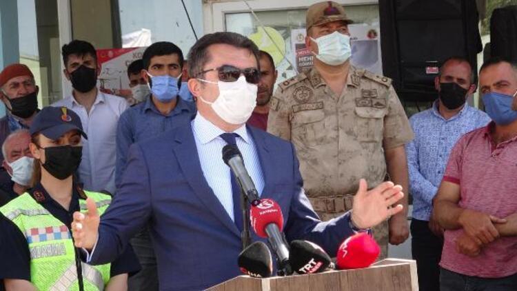 Erzurum Valisi Memiş: Bölgemizde bir tane bile terörist unsur bırakmadık