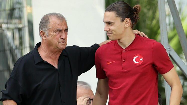 Galatasaray'da Taylan Antalyalı ameliyat oldu