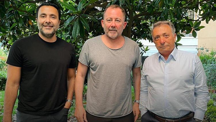 Beşiktaş, Sergen Yalçın'la 1 yıllık sözleşme imzalayacak