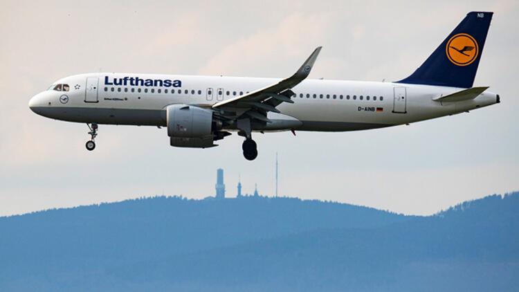 Lufthansa o uçuşları iptal etti